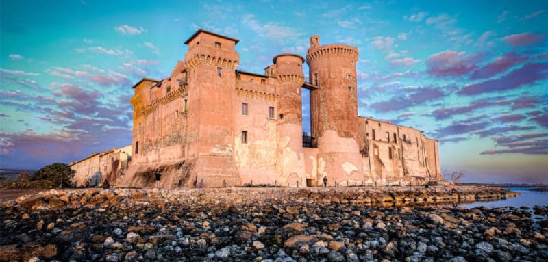 Le torri costiere del Lazio, Le torri costiere del Lazio, Rome Guides