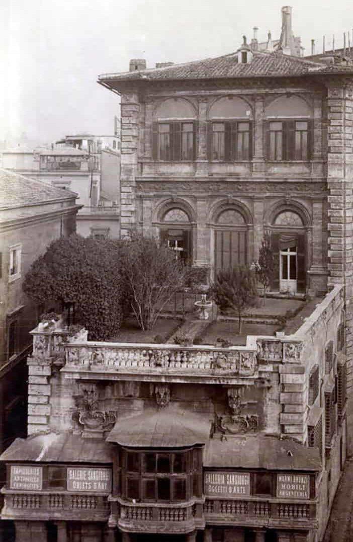 Il Cembalo Borghese, Il Cembalo Borghese, Rome Guides