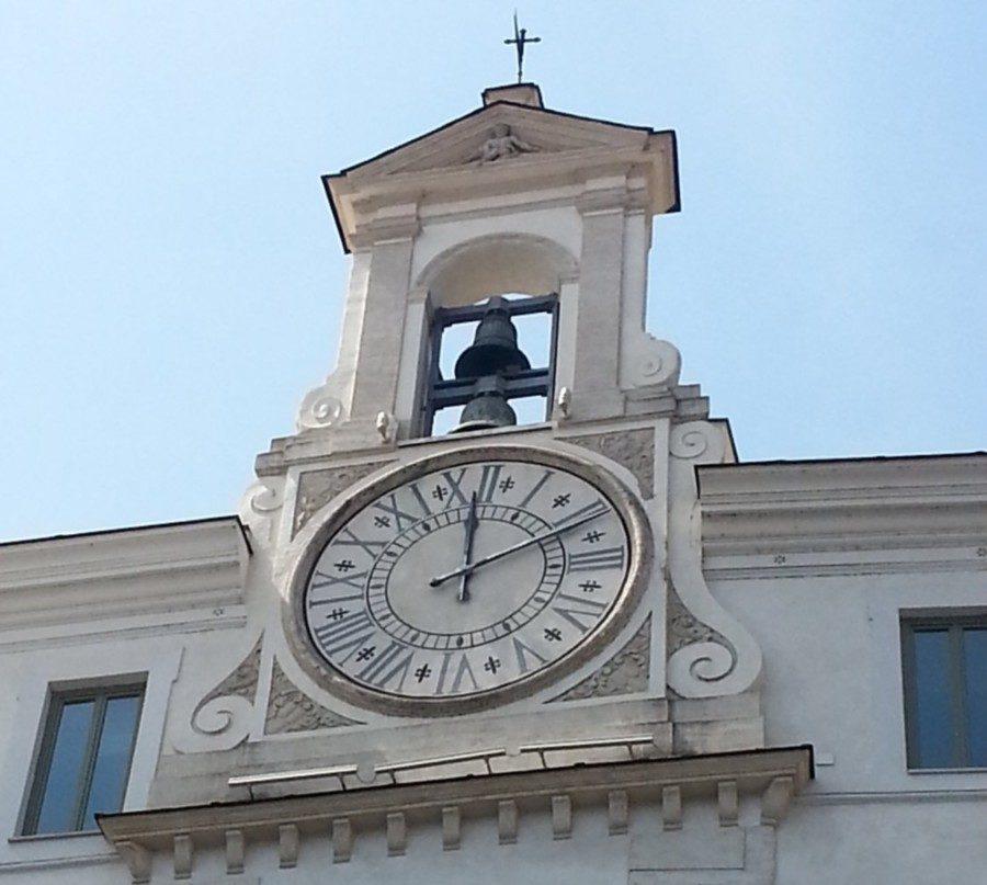 Gli orologi di Roma, Gli orologi di Roma, Rome Guides