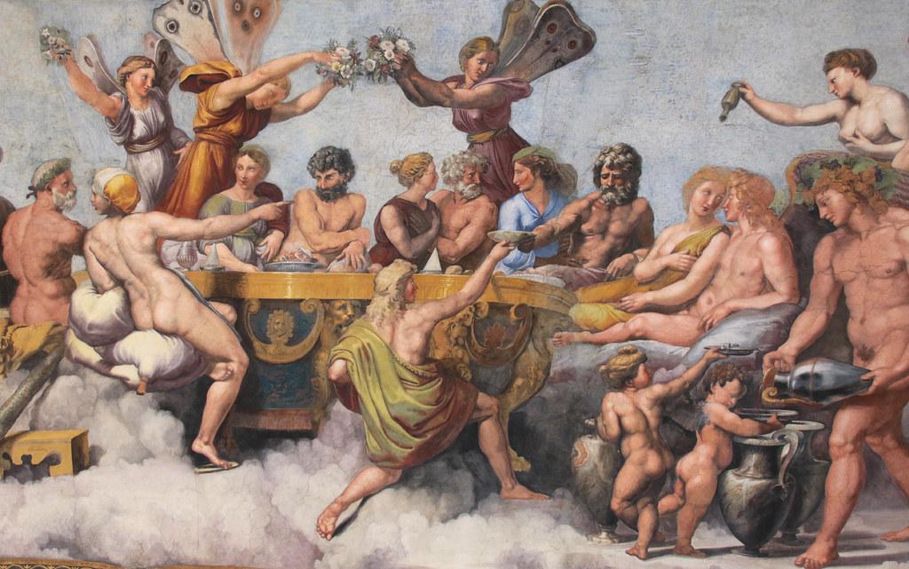 amore e psiche fra roma e mantova, La favola di Amore e Psiche fra Roma e Mantova, Rome Guides