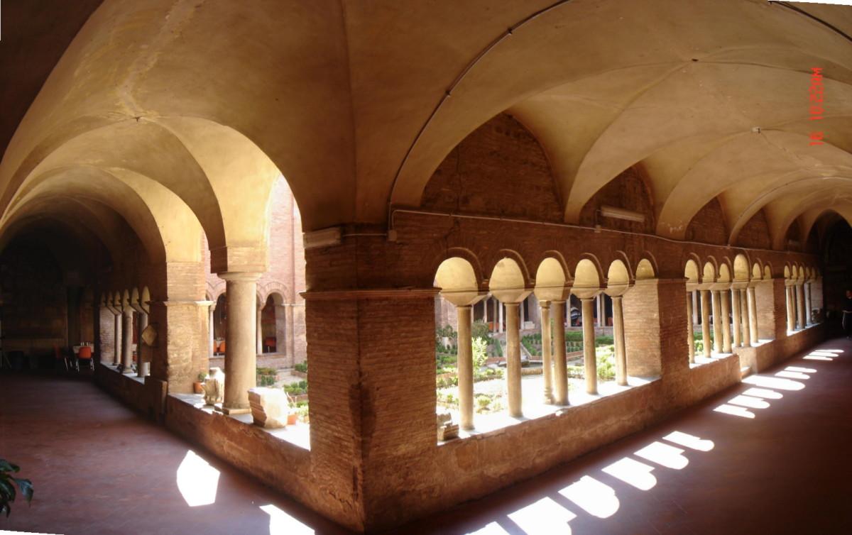 I chiostri di Roma, I chiostri di Roma, Rome Guides