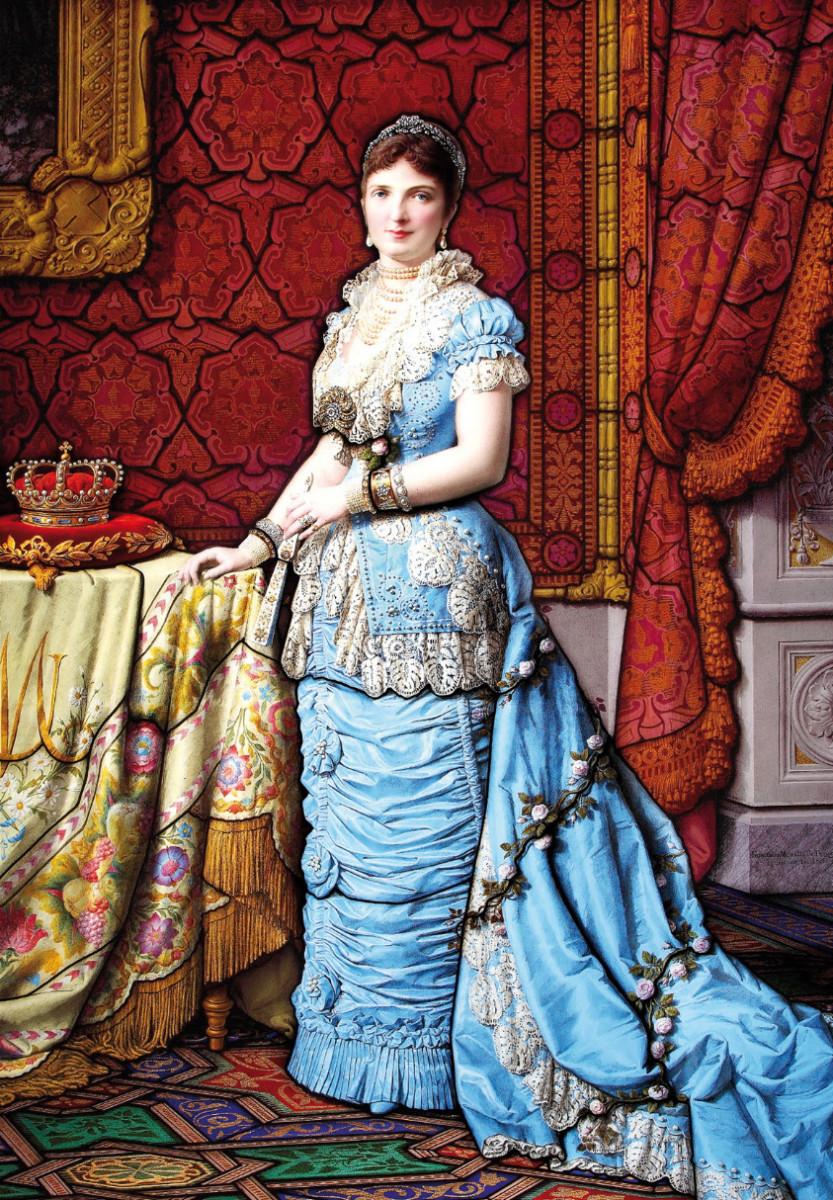 La regina margherita a Roma, La Regina Margherita a Roma, Rome Guides