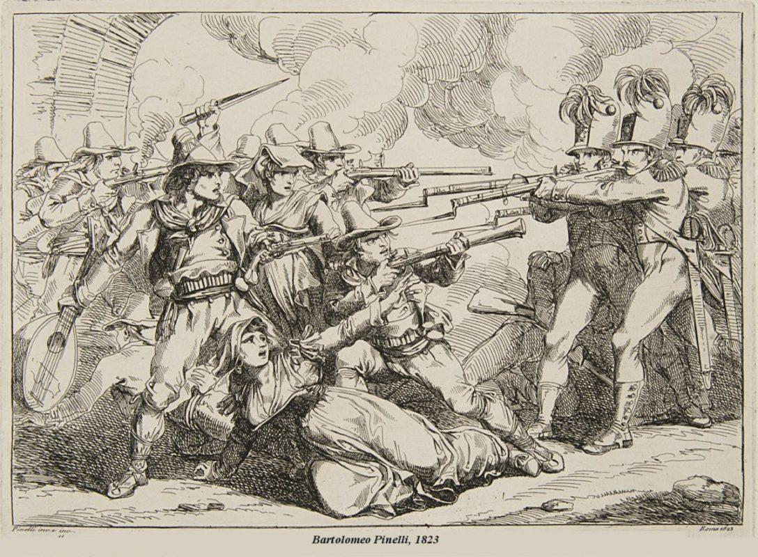 Il brigantaggio nella Campagna Romana, Il brigantaggio nella Campagna Romana, Rome Guides