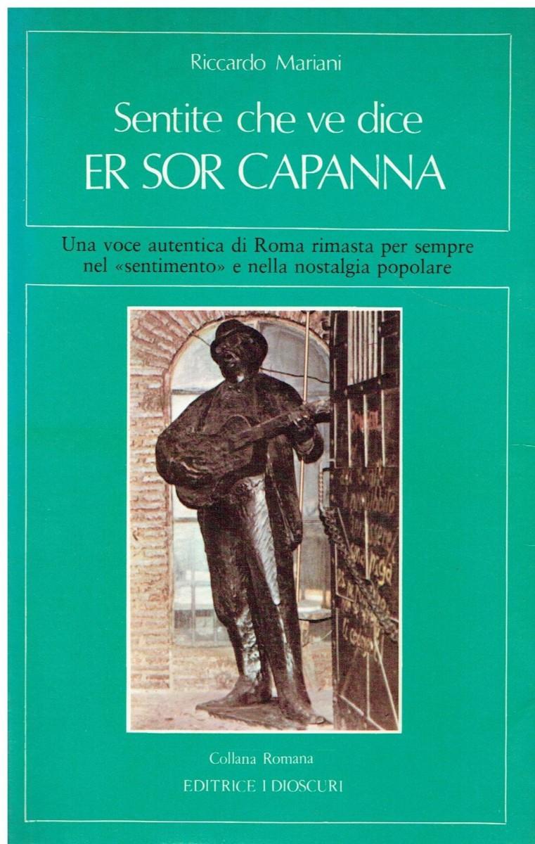 Il Sor Capanna, Il Sor Capanna, Rome Guides